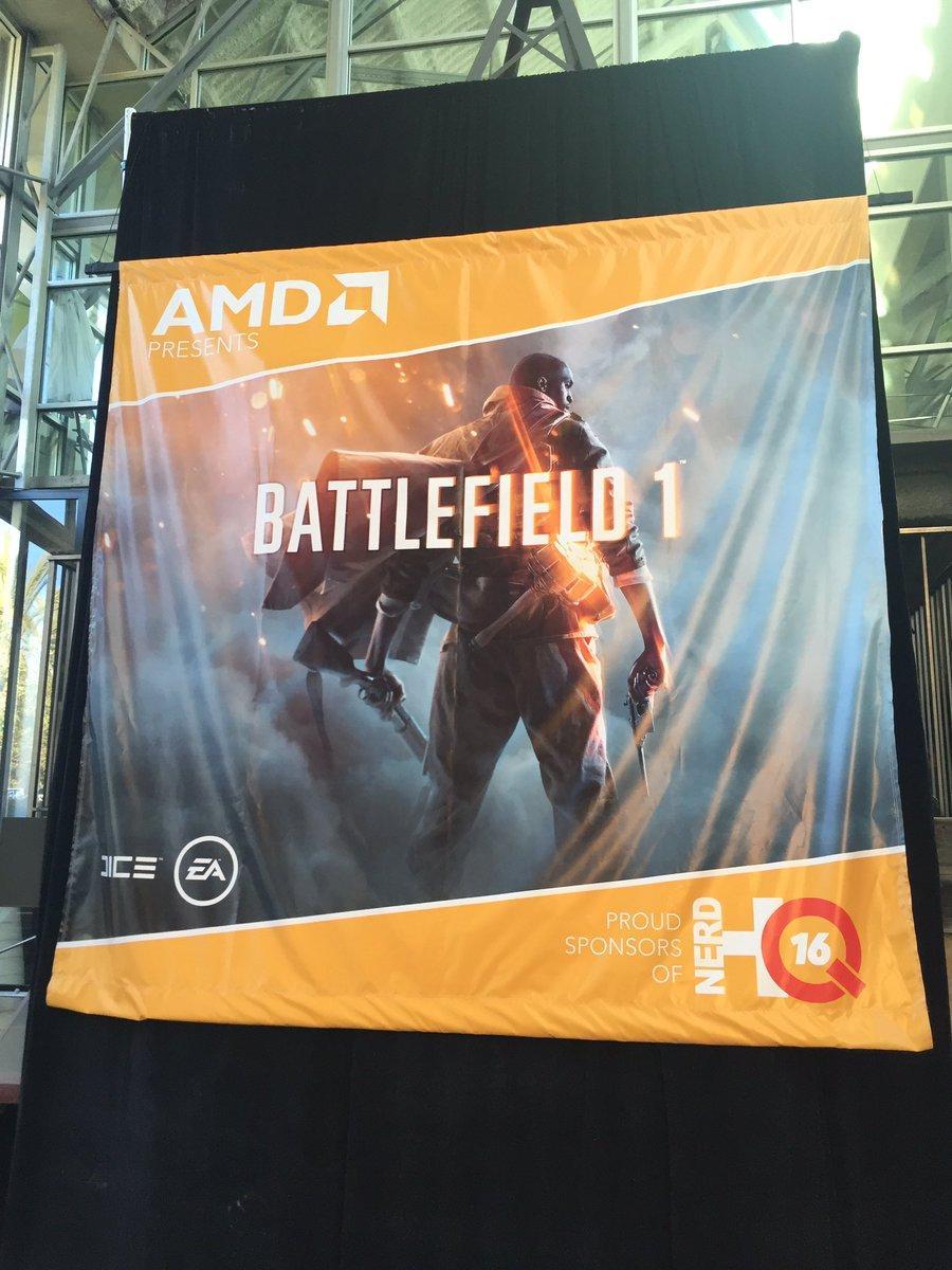 Battlefield 1 AMD