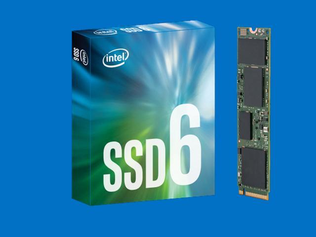 Intel SSD 600 01