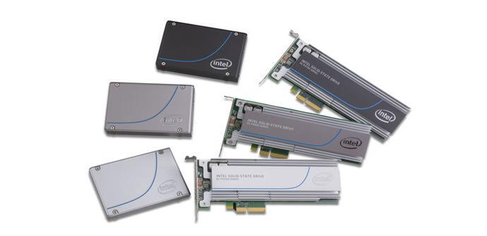 Intel SSD 2016