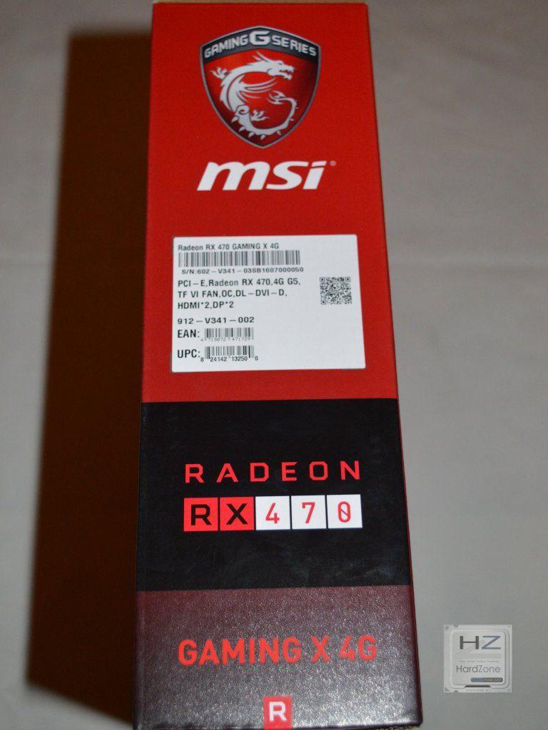 MSI Radeon RX 470 -003