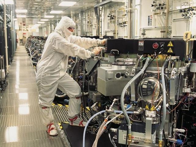 Micron DRAM fab