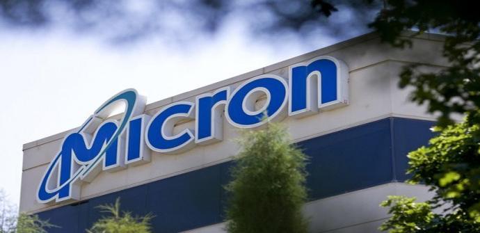Un error contamina toda una fábrica de obleas de Micron y reduce su producción