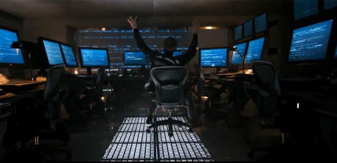 Monitor hacker