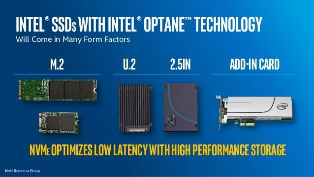SSDs-Intel-Optane