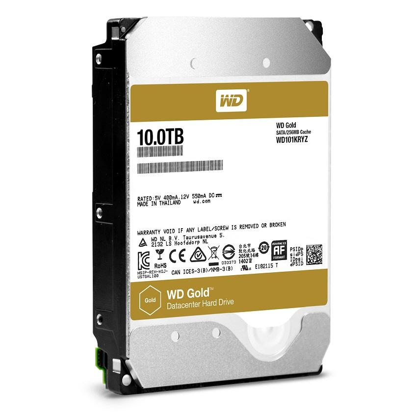 WD Gold 10 TB
