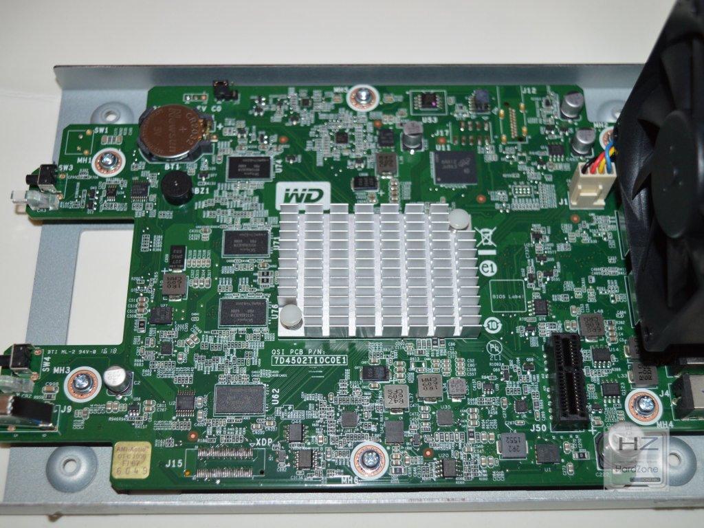 WD MyCloud Pro PR 2100 16 TB -023