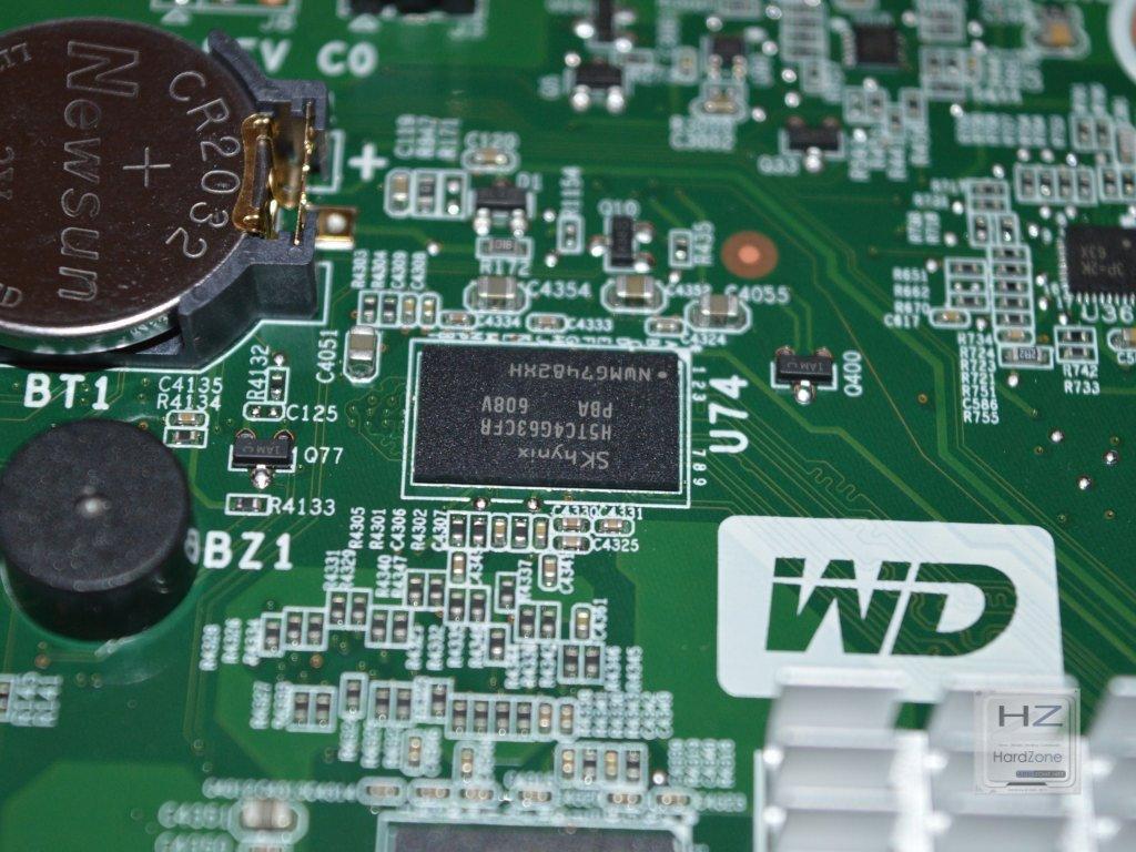 WD MyCloud Pro PR 2100 16 TB -027