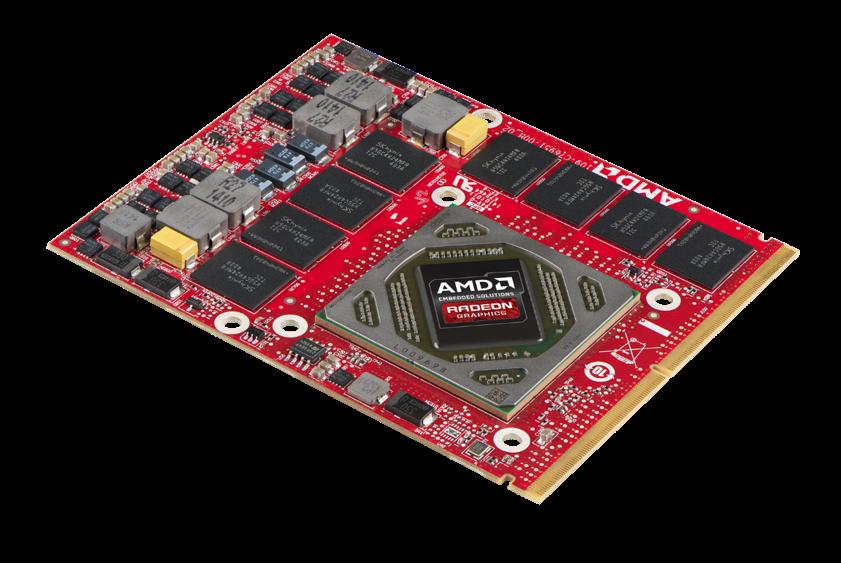AMD E9550MXM