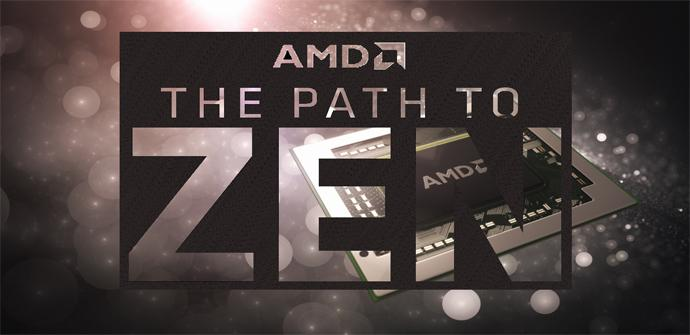 AMD Path to Zen edit