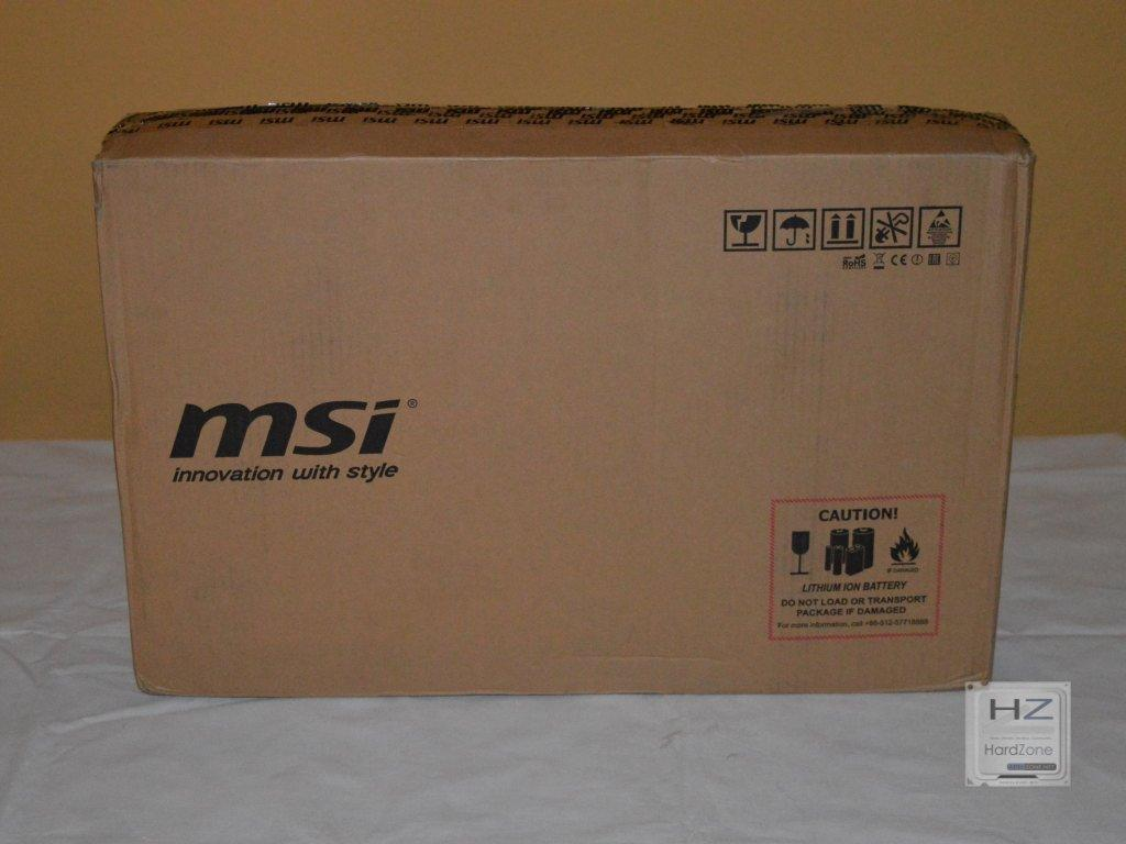 MSI GS73VR -001