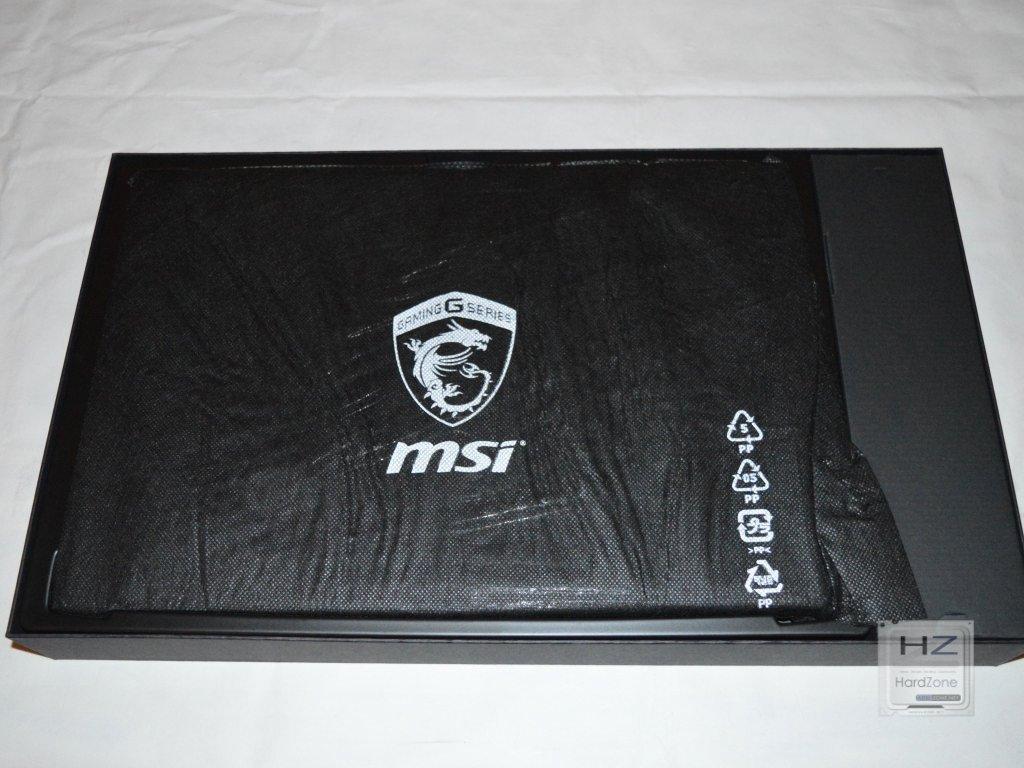 MSI GS73VR -004