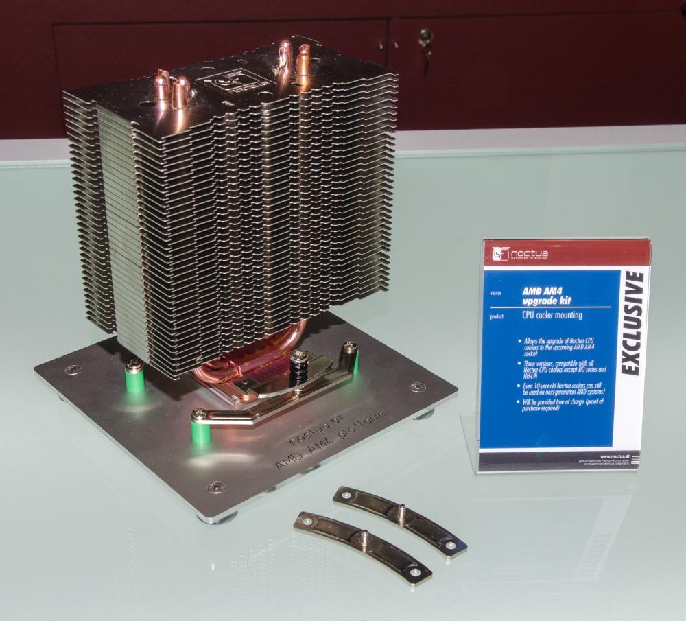 Noctua AM4 upgrade kit
