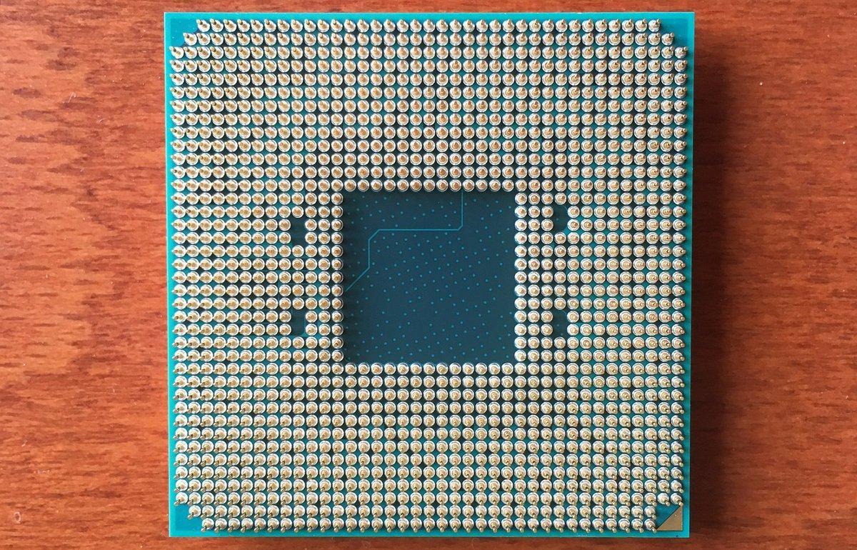 Porcesador de AMD para socket AM4