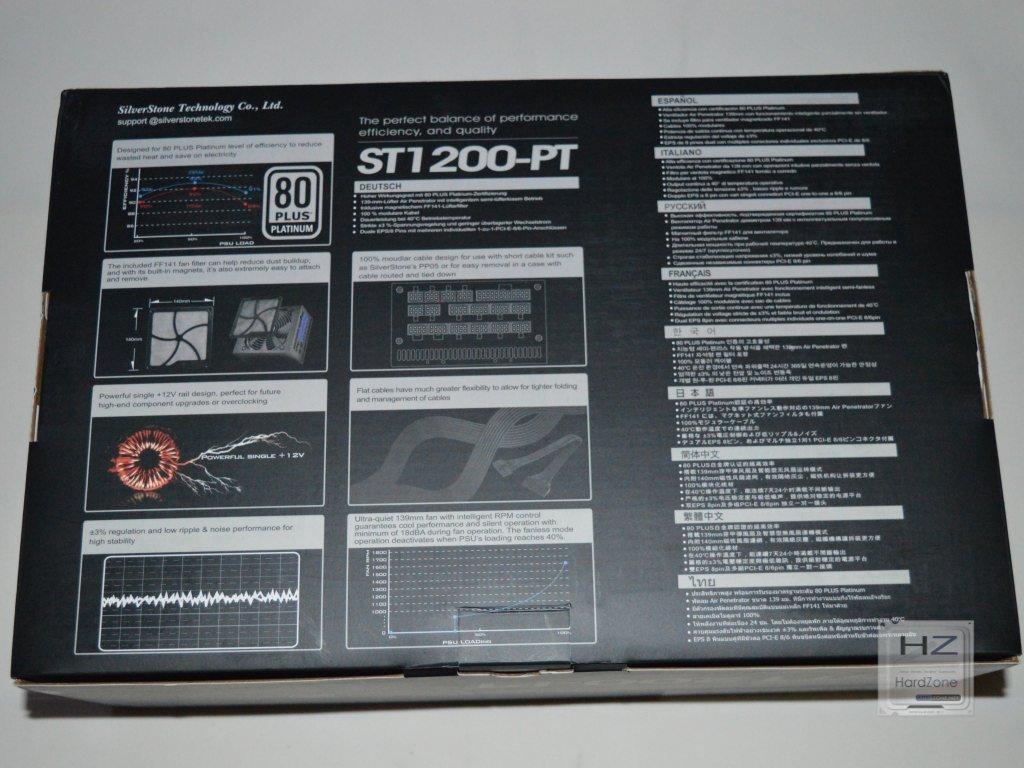 Silverstone ST1200-PT -002