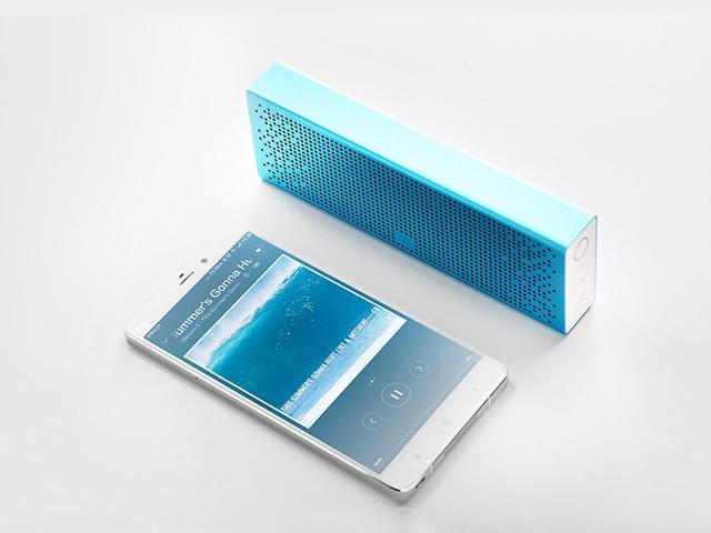 Xiaomi Bluetooth speaker 01
