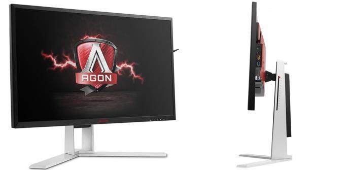 AOC anuncia la nueva serie AG241 de monitores WQHD