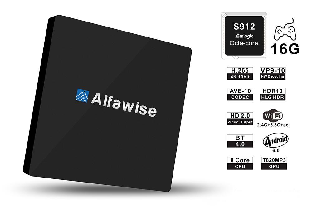 Alfawise specs