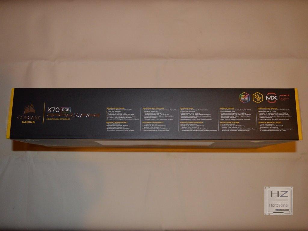 Corsair K70 RapidFire RGB -004