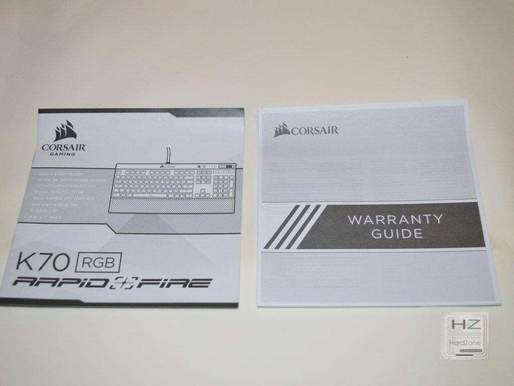 Corsair K70 RapidFire RGB -007