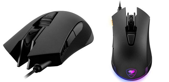 Ya disponible el nuevo ratón para juegos Revenger RGB de Cougar