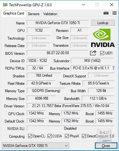 GPU Z
