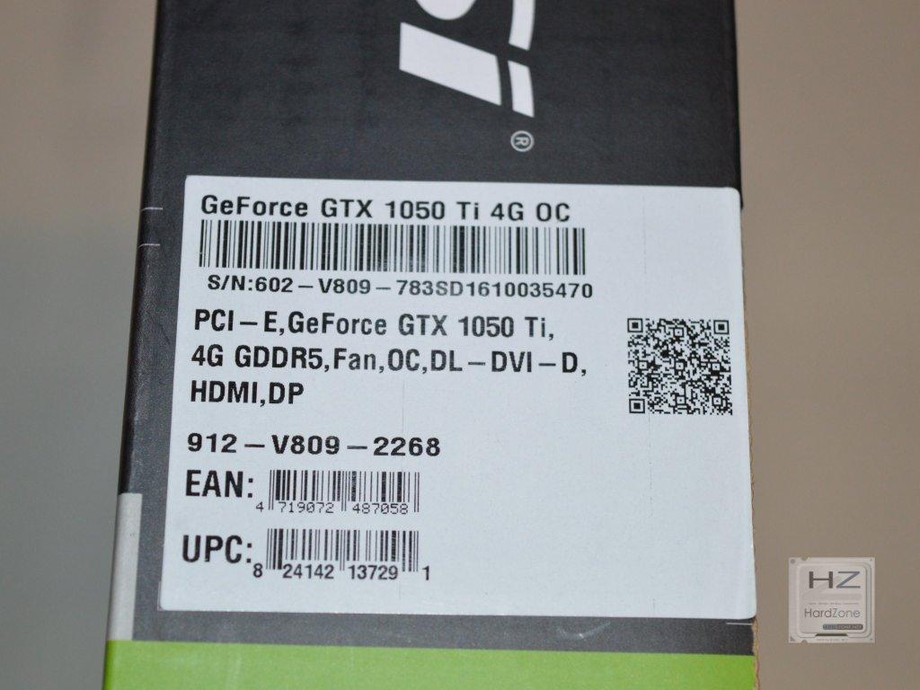 MSI GTX 1050 Ti -003