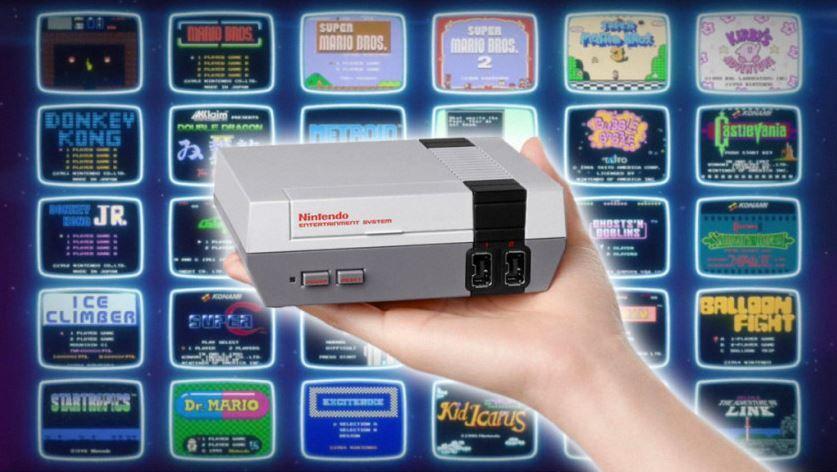 NES Mini Juegos