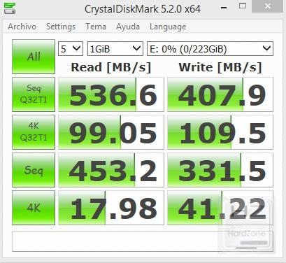 Netac N530S 240GB pruebas_002