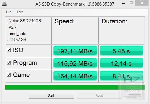Netac N530S 240GB pruebas_008