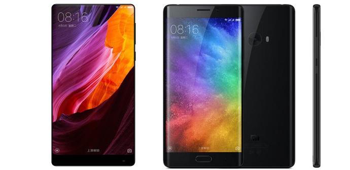 Ya puede reservar los nuevos Xiaomi Mi MIX y Mi Note 2