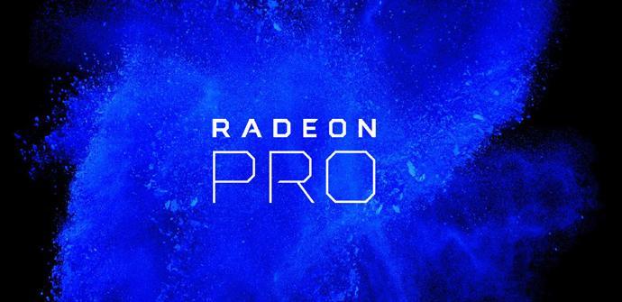 AMD desvela las nuevas gráficas profesionales WX4100, WX5100 y WX7100