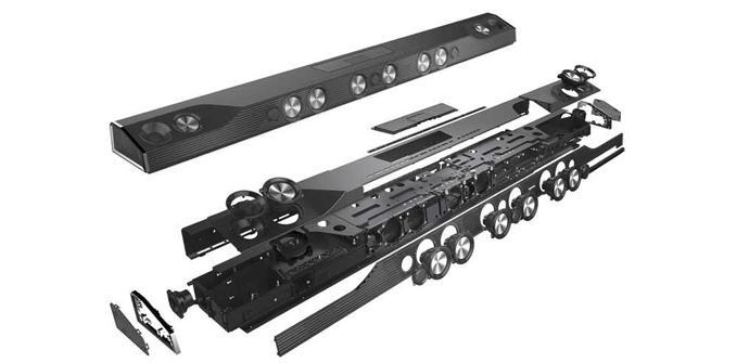 Creative X-Fi Sonic Carrier, un prototipo de barra de sonido 15.2