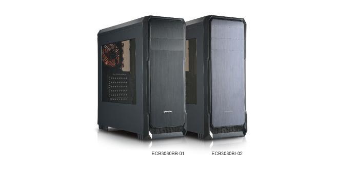 Enermax Ostrog Lite, una caja ATX con túnel de aire para la fuente