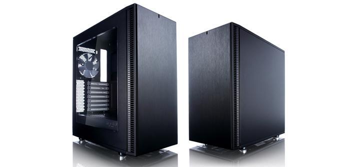 Fractal presenta su nueva familia de cajas Define C Series