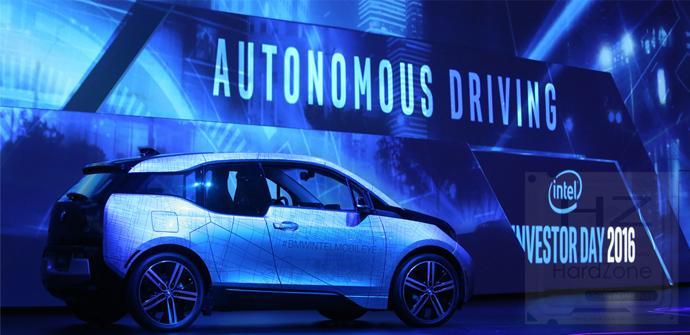 Intel invertirá 250 millones de dólares en vehículos autónomos