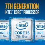 Intel ya ha comenzado a distribuir los primeros Core i7-7700K