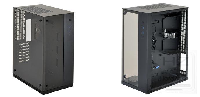 Lian Li lanza al mercado su nueva caja de doble compartimento PC-O10