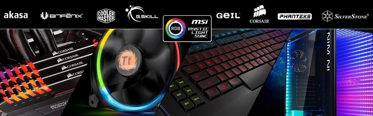 MSI RGB