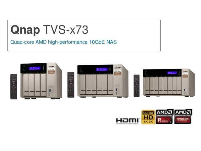 QNAP TVS x73 01