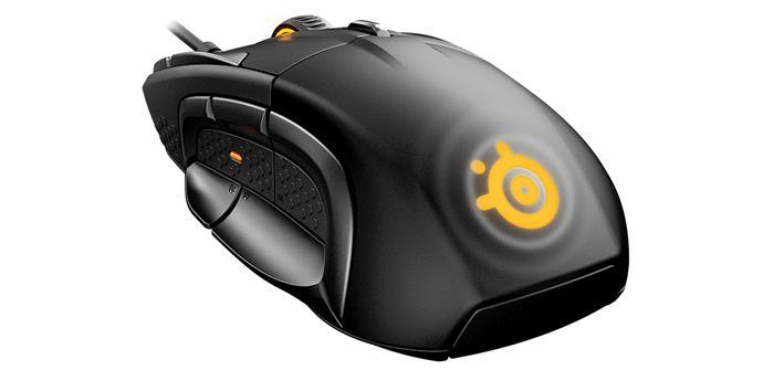 SteelSeries Rival 500: nuevo ratón diseñado para MOBA y MMO