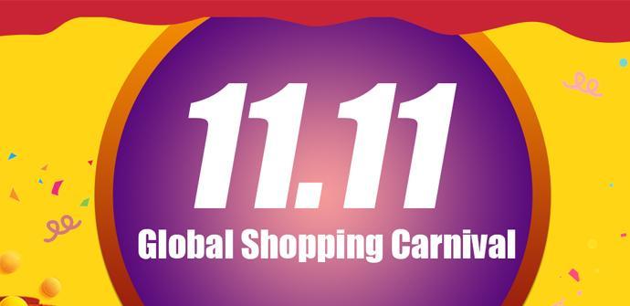 Vernee baja de precio sus terminales por la promoción del 11-11