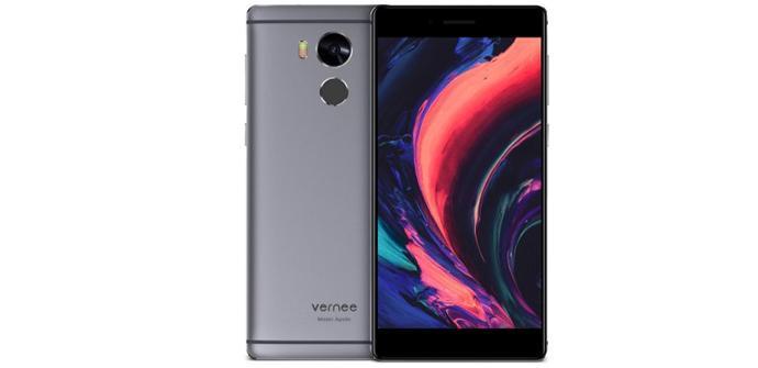 Vernee presenta su nuevo móvil Apollo y es una bestia.