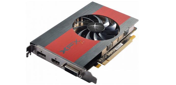 XFX anuncia una tarjeta gráfica Radeon RX460 de una sola ranura