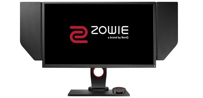 BenQ anuncia el ZOWIE XL2540, un monitor para los e-Sports