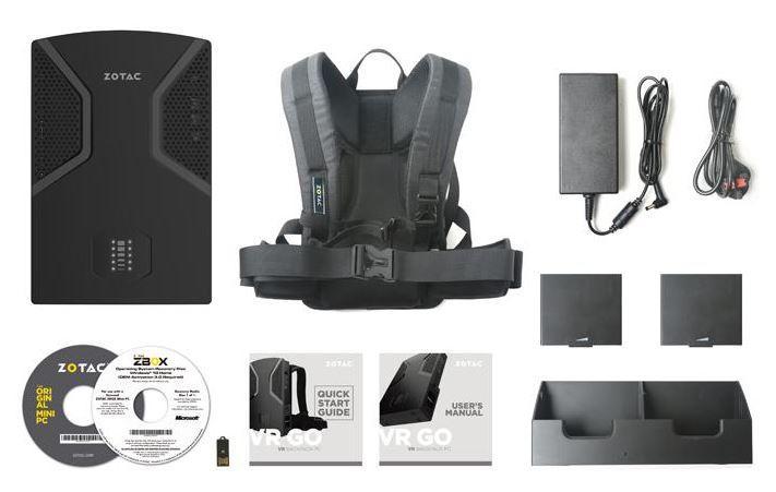 Zotac VR 2