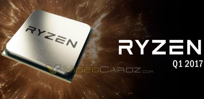 La serie entusiasta de procesadores AMD Zen se llamará RYZEN