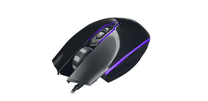 Biostar presenta su ratón para jugadores Racing AM3