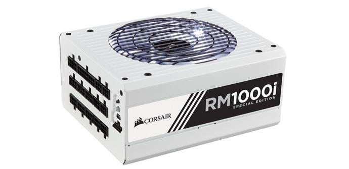 Corsair RM1000i Special Edition: primer vistazo de primera mano