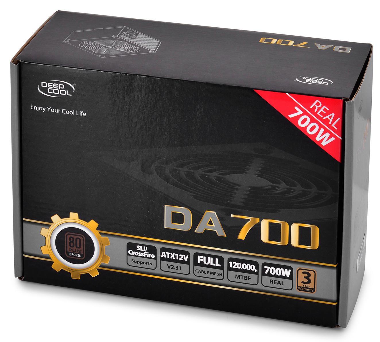DC DA700