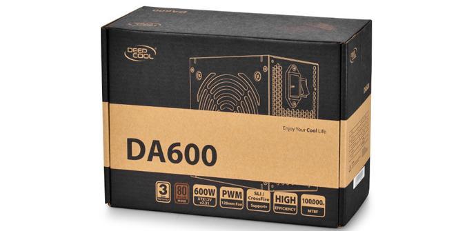 DeepCool lanza las nuevas fuentes DA Series para la gama media